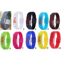 Reloj Led Colores Oferta Barato