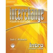 Libro Cambridge Interchange Intro 4a Ed. +audios (digital)