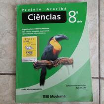 Livro Projeto Araribá Ciências 8a. Série 2006