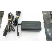 Carregador Sony Ac-l100 P/ Filmadoras Original Hd1000 Mc2000