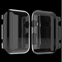 Funda Protector Para Apple Watch 42mm. Trasparente