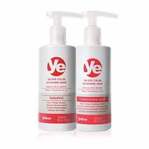 Ye Silver Color Kit Shampoo + Máscara Cond - Matizador 300ml