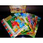 10 - Livros De Histórias Infantis Bíblicas P/ Ler E Colorir