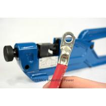 Ponchadora, Cripadora, Para Cable Manual