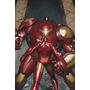 Traje Iron Man Hulkbuster 2005 (para Armar En Papercraft)