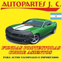 Fundas Cubre Asientos Citroen C3 En Tela Tipo Deportiva