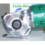 Maquina Cortadora De Telas Mini Cutter Dapet H1 Circular