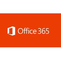 Office 365 Licencia Original Permanente - Para 5 Pc O Mac