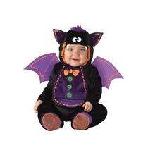 Disfraz Bebe Murciélago Vampiro Niño Halloween Vampirito