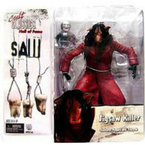 Action Figure Saw - Jigsaw Killer - Jogos Mortais