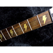 Sticker Inlays Guitarra Electrica Rayo Angus Young Sg Gibson