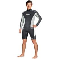 Short Mares Lycra Protección Solar Buceo Natación Snorkel M