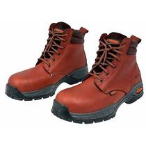 Zapatos Industriales Dielectricos Cafe Talla 28 Truper 17853