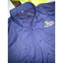 Camisa Columbia Caballero O Dama.tela Dacron.incluye Bordado