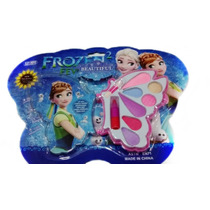 Kit Maquiagem Frozen Brinquedo Infantil Ana E Elza