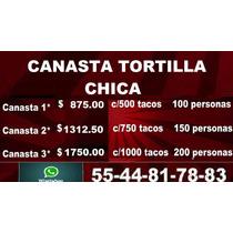 500 Tacos De Canasta El Maguey