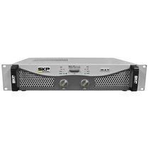 Skp Max 320 Amplificador De Potencia 150w+150w Rms 4-8 Ohms