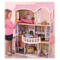Casita Muñecas Casa Muñecas Barbies Kidkraft