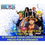 Pelicula Serie Tv Dvd Hd Anime One Piece Completa