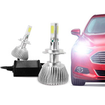 Kit Xenon Lampada Led 3d H4 Luz Farol Automotiva Powerled