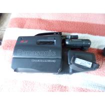 Antiga Filmadora Vhs Panasonic Model No- Pv-520d Funciona