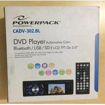 Auto Estéreo Con Dvd Bluetooth Usb Sd Y Pantalla 3