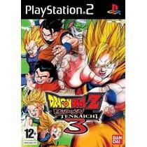 Dragon Ball Z Budokai Tenkaichi 3 Ps2 Patch - Frete Só 6,00