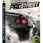 Juego De Playstation 3 Need For Speed Prostreet Ps3