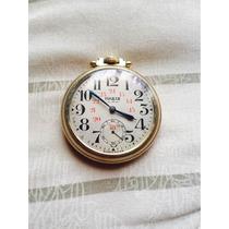 Reloj De Bolsillo Haste De Luxe