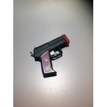 Encendedor Tipo Pistola Escuadra Coleccion Gas Butano