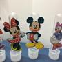 10 Tubetes Mickey E Sua Turma 3d