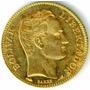 Moneda De Oro 20 Bolivares De Oro 1911