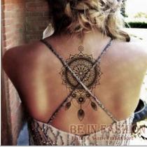 Tatuagem Temporária Tattoo - Frete Grátis
