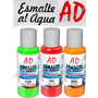 36 Esmaltes Al Agua Ad Linea Completa P Metal Vidrio Madera