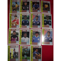 Tarjetas Futbol Mexicano - Nestle Bambino--nuevas