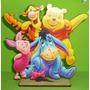 30 Souvenirs + Central Winnie Pooh Y Sus Amigos
