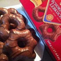 Pão De Mel Alemão Com Chocolate Schokoladen Lambertz 500g