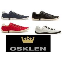 Tenis Sapatenis Osklen Masculino 100%original Varios Modelos
