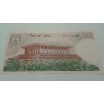 Cédula De Israel De 50 Lirot