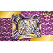Mewtwo Ex Box (sobres De Cartas Tcg Pokemon)