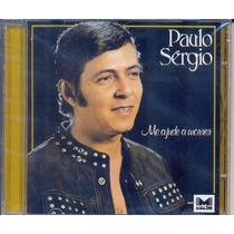Cd Paulo Sérgio - Me Ajude A Morrer - 1980 - Lacrado