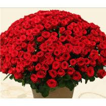 Ramo De 400 Rosas De Maxima Calidad