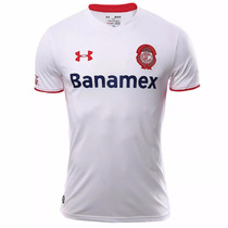 Playera Jersey Toluca 2015/2016 Under Armour Ua181