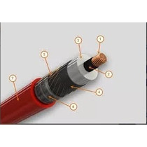 Cable Condumex Vulcanel 2000 Xlp (1/0 Awg) 33mts.