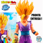 Dragon Ball Action Figure Gohan Brinquedo Pronta Entrega