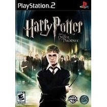 Harry Potter E A Ordem Da Fenix Ps2 Patch - Promoção!!!
