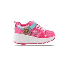 Zapatillas Con Ruedas Barbie Novedad!!
