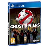 Jogo Ps4 Ghostbusters Caça-fantasmas Mídia Física Original