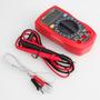 Multímetro Digital De Bolsillo Uni-t Ut33c Mide Ac/dc ºc Red