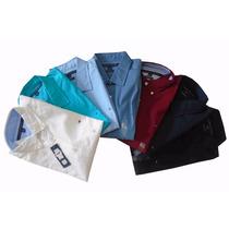 Camisas Tommy Hilfiger Originales Custom Fit
